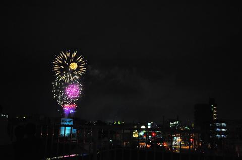ふれあい祭り2013 1
